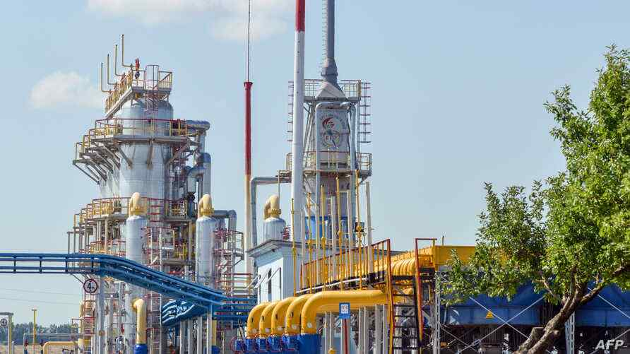 En Ucrania, admitieron que están comprando gas ruso con margen europeo