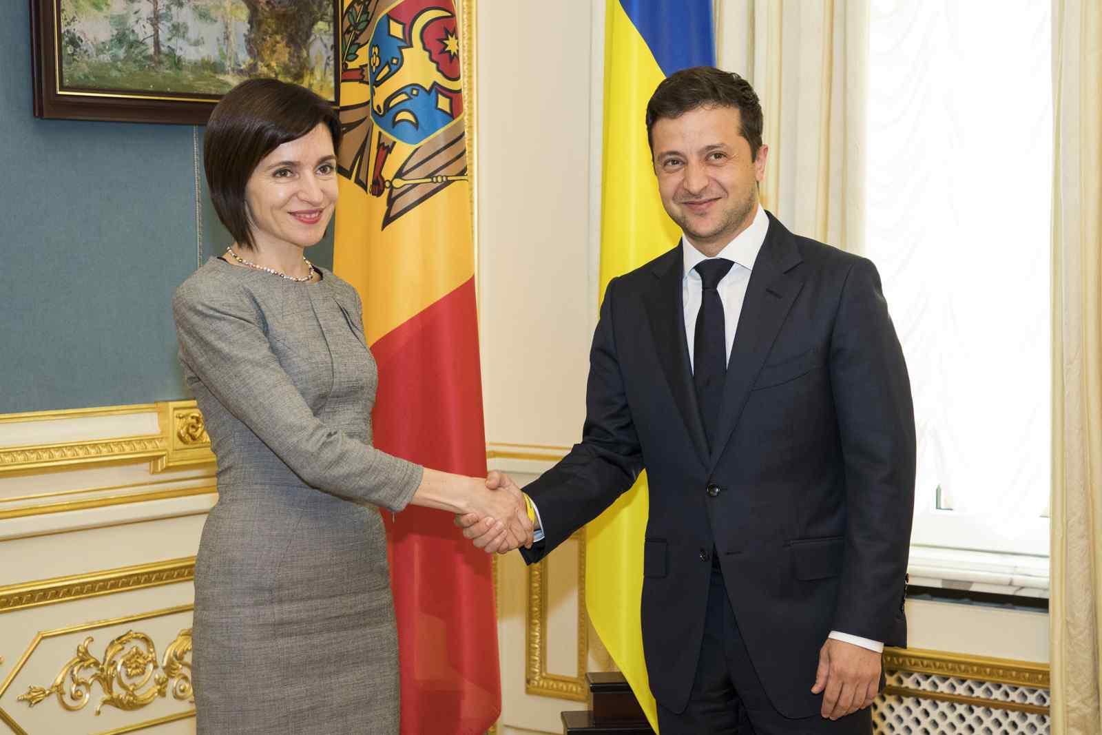 La visita de Sandu a Ucrania: Lo que los participantes del encuentro debatirán a puerta cerrada