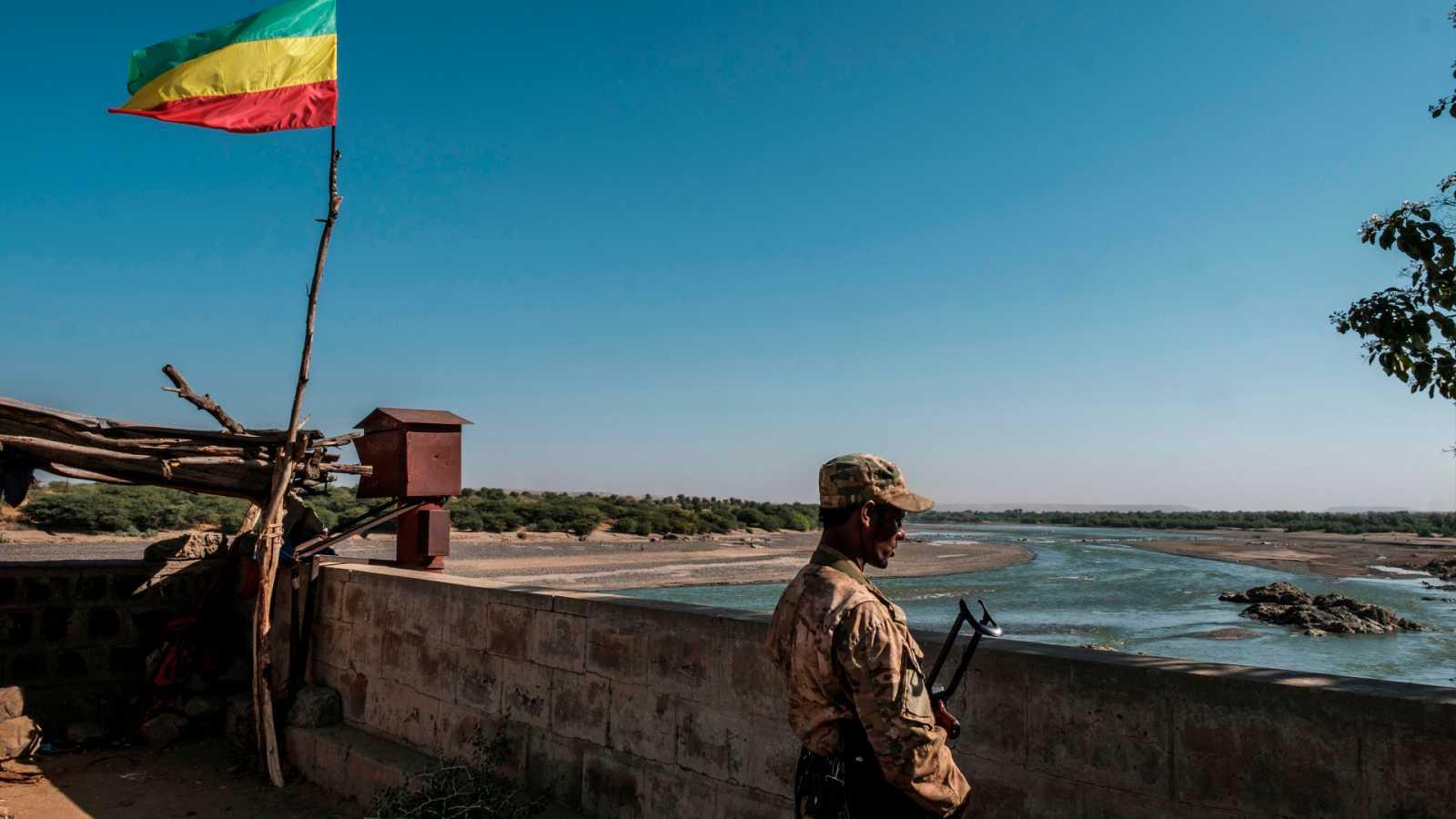 Imágenes por satélite revelan nueva destrucción en instalaciones de la ONU y campos de refugiados en Tigray