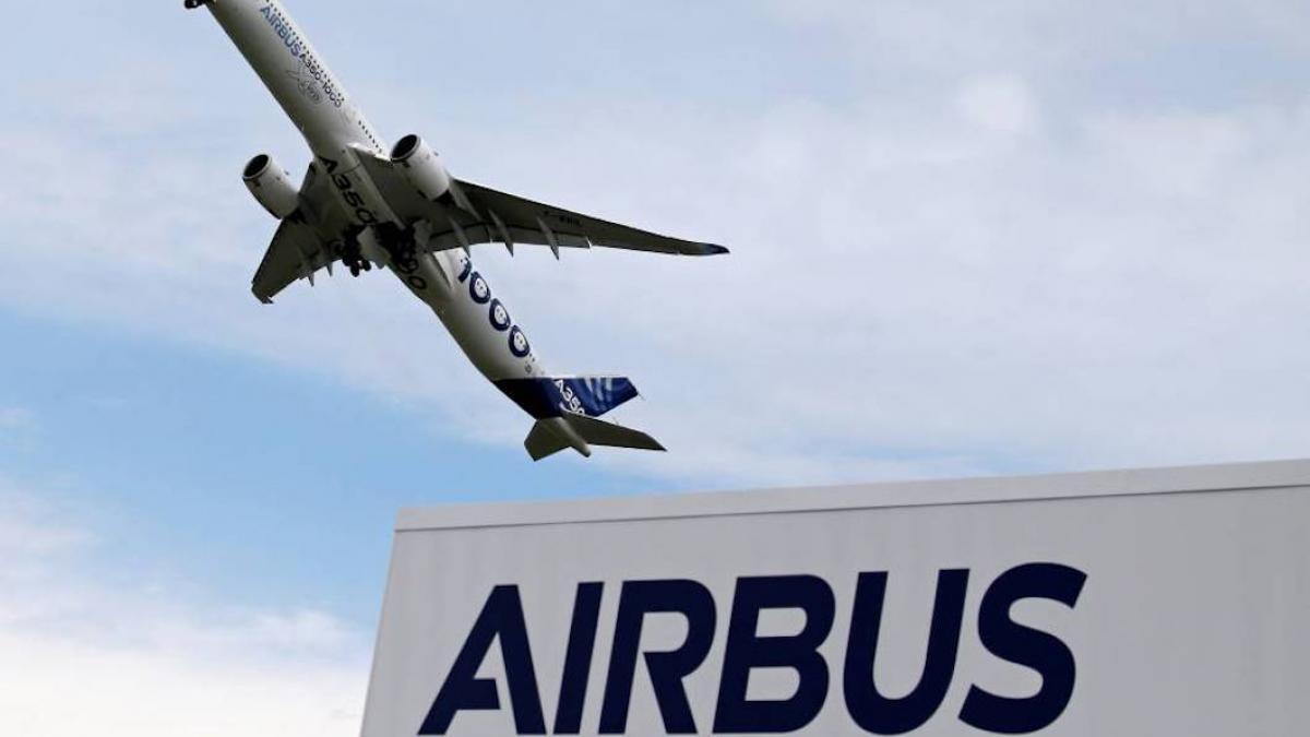 Estados Unidos impone aranceles a las piezas de aviones Airbus de Francia y Alemania
