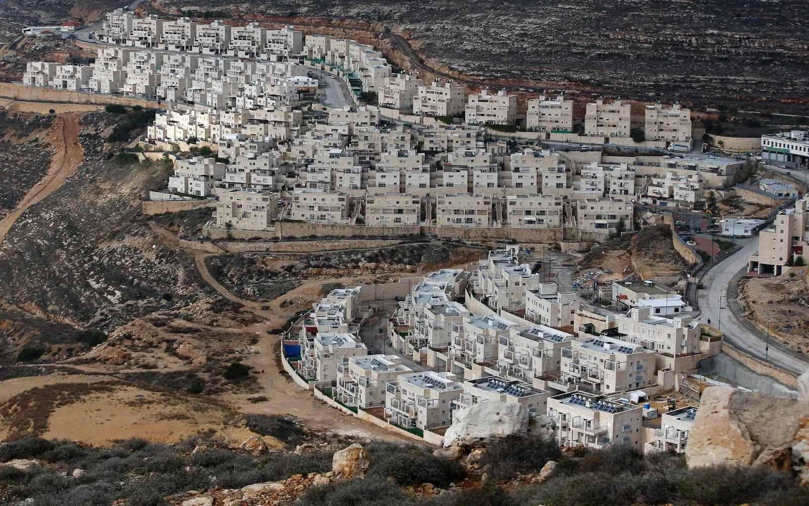 Israel aprueba permisos para la construcción de cerca de 2.600 unidades de viviendas en asentamientos