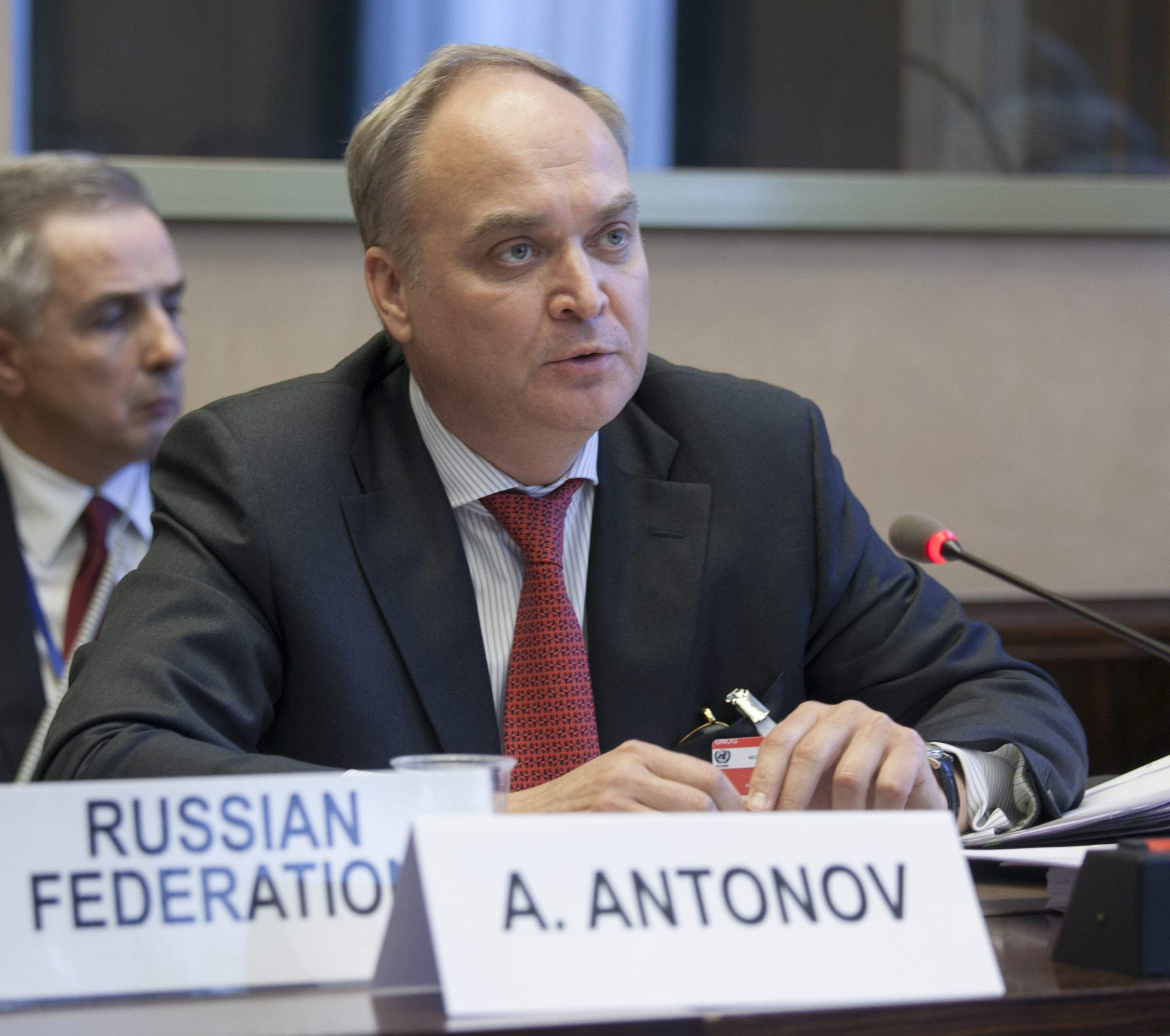 Rusia refuta las declaraciones de Estados Unidos sobre el presunto uso de armas químicas para realizar asesinatos