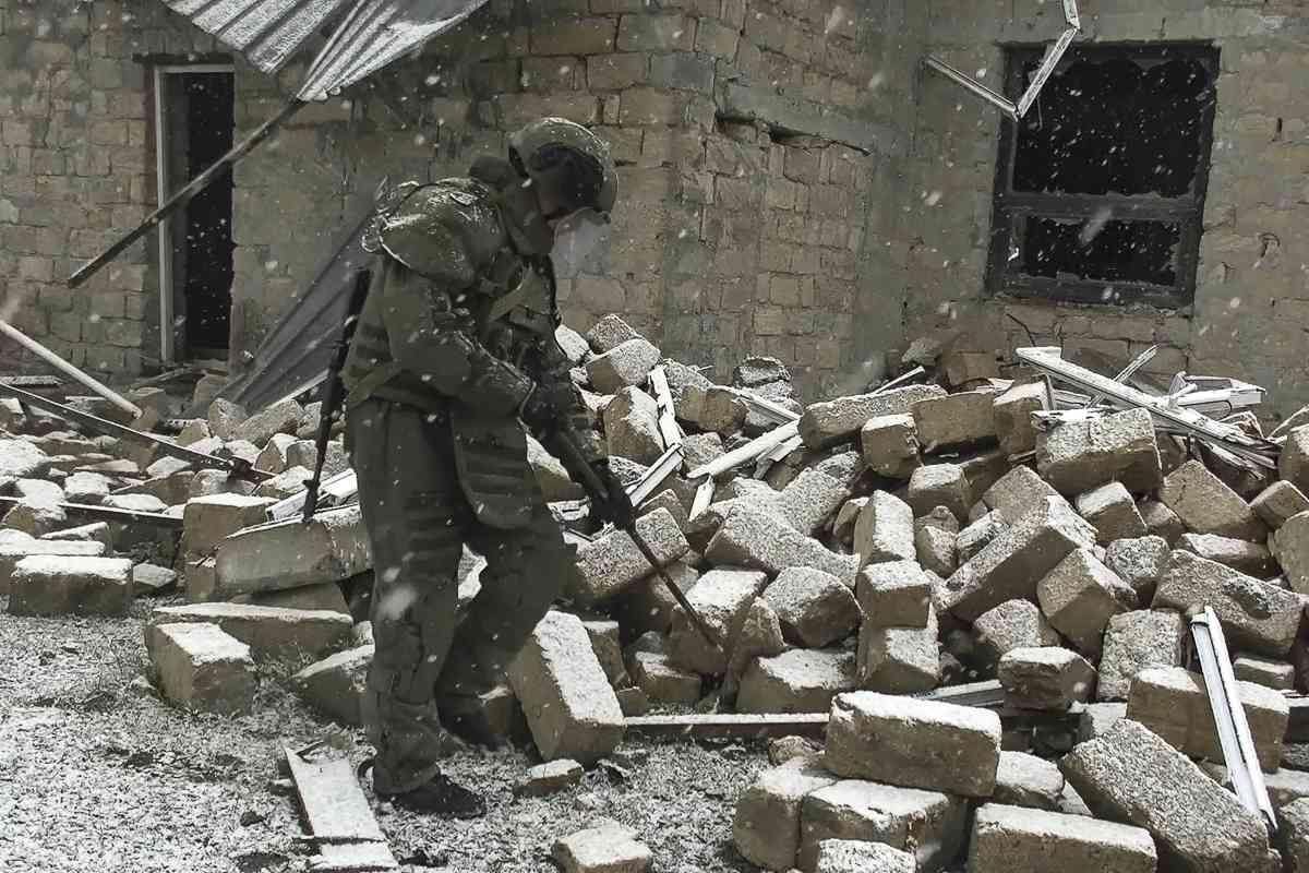 Rusia ayuda a reconstruir más de 300 edificios en Nagorno-Karabaj
