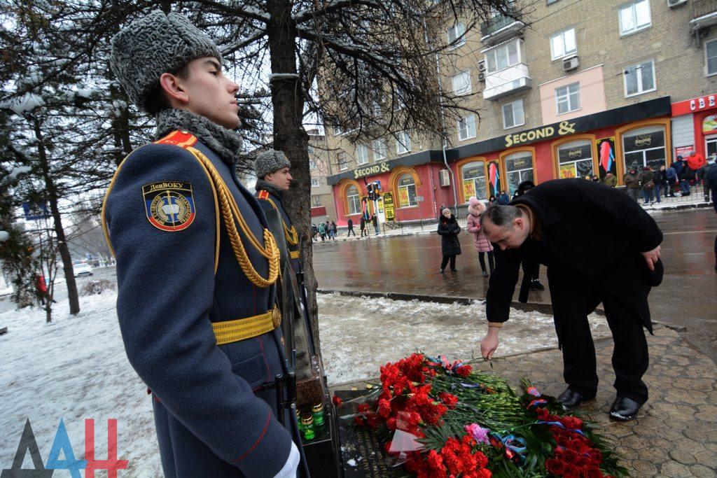 Los crímenes de guerra de las Fuerzas de Kiev en el Donbass alejan irrevocablemente a la región de Ucrania-Pushilin (+ Fotos)