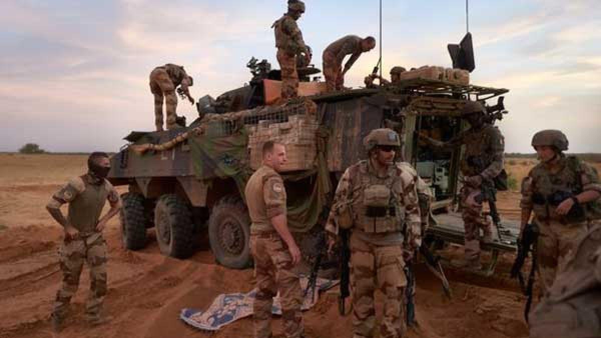 Prohíben una manifestación contra la presencia de tropas francesas en Malí