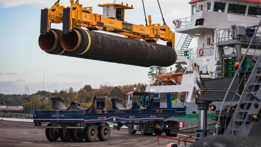 Washington planea imponer nuevas sanciones a Nord Stream 2