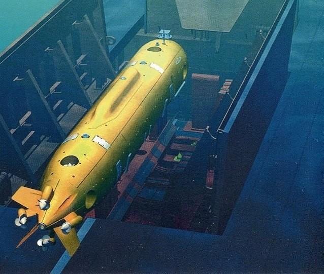 """""""Poseidones"""" proporcionarán a Rusia un doble seguro para derrotar a Estados Unidos"""