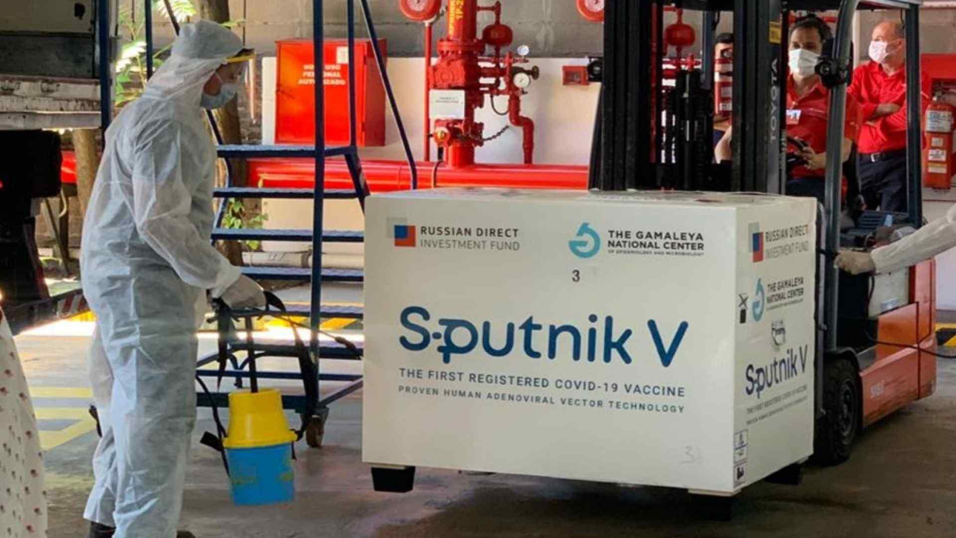 """La vacuna rusa """"Sputnik V"""" fue registrada en Paraguay"""