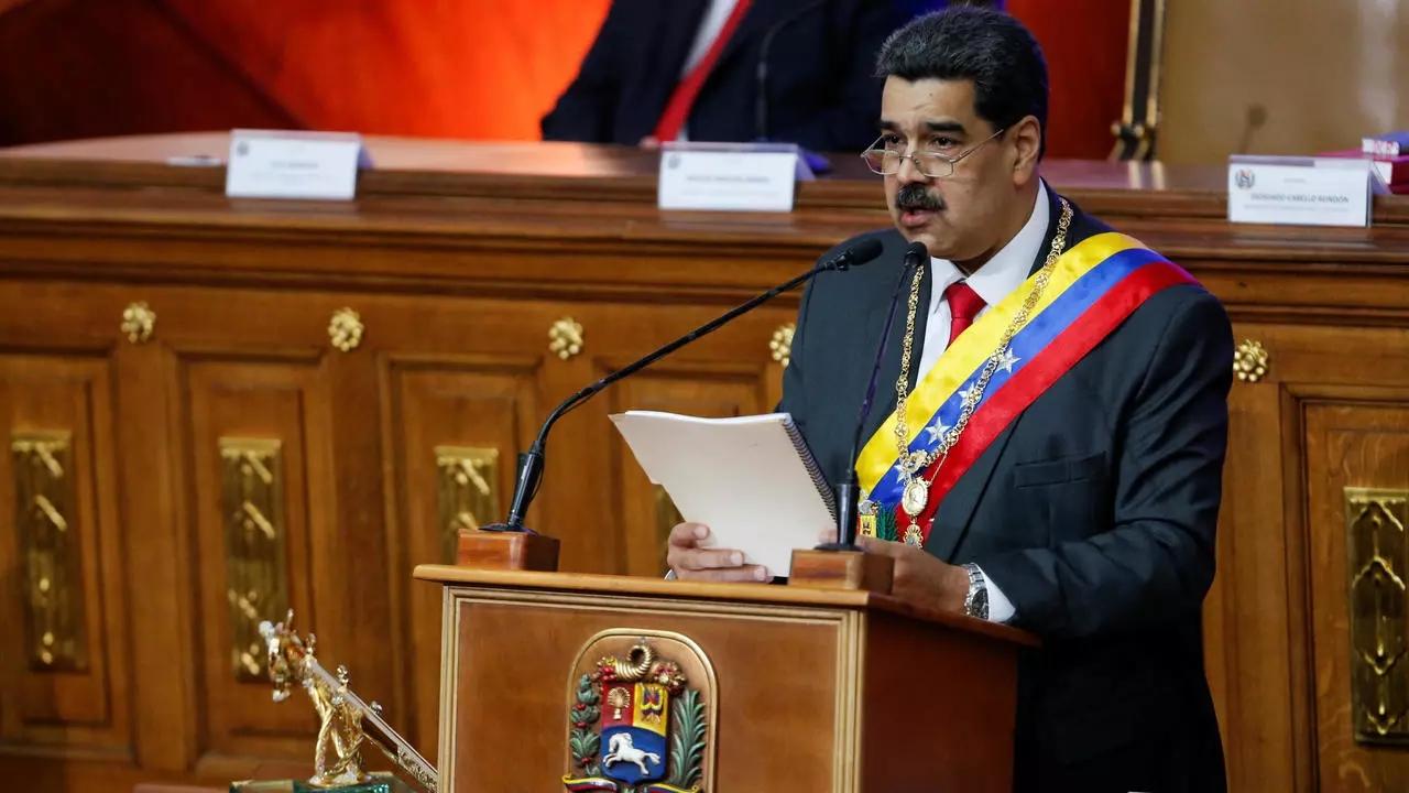 Presidente Maduro ofreció su Mensaje Anual ante la Asamblea Nacional (+Video íntegro)