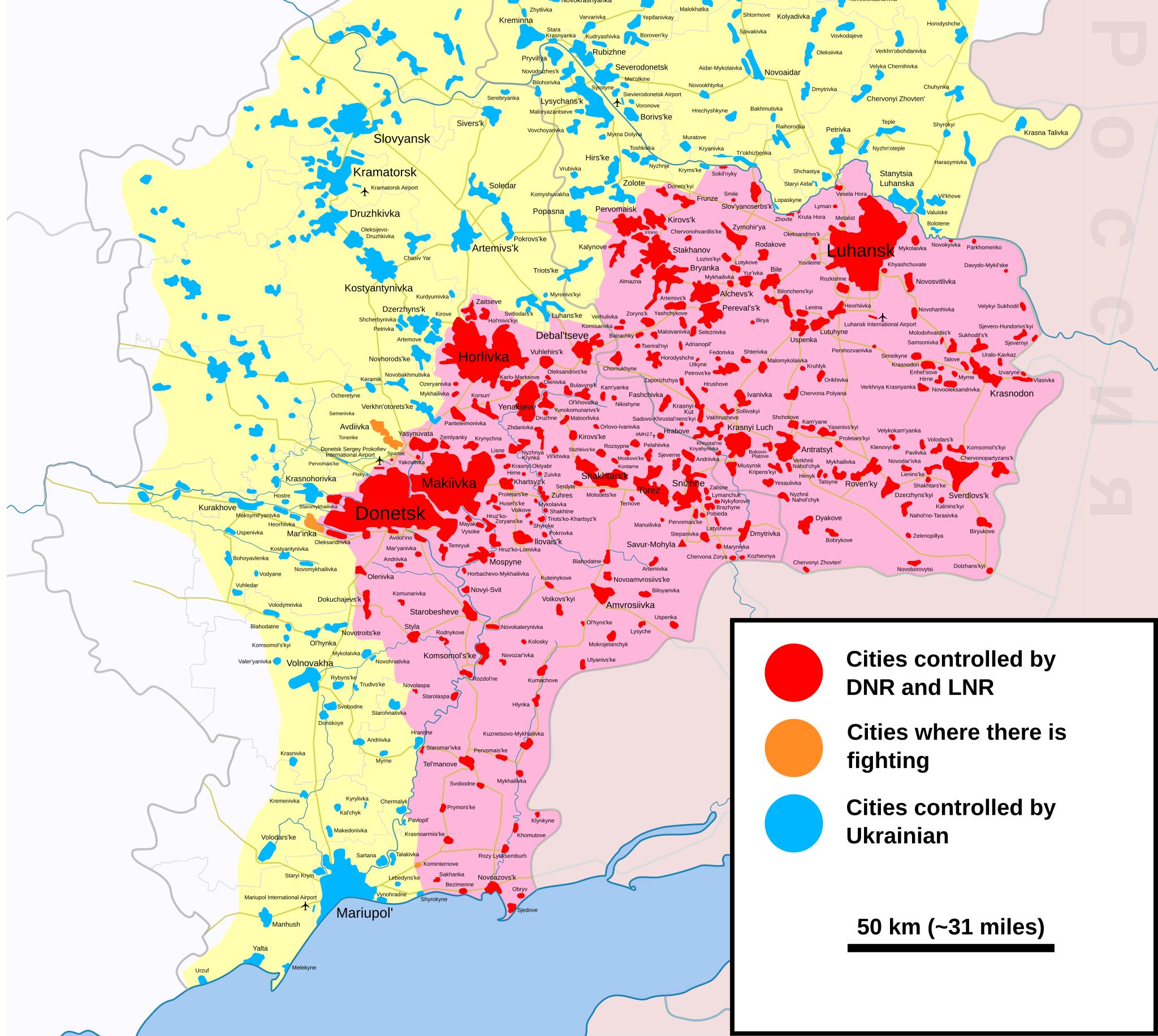 Esta será la última prueba para ellos: en la RPD, han sido advertidas las fuerzas punitivas de las Fuerzas Armadas de Ucrania
