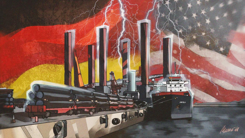 """El Parlamento Europeo espera que se complete el """"Nord Stream 2"""" incluso bajo la presión de EE.UU."""
