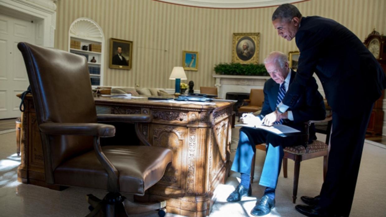 El primer día de Biden: cancelar las políticas de Trump y regresar a la era de Obama