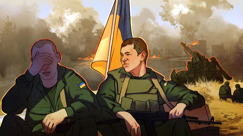 """""""Asesinos de su propio pueblo"""": ex parlamentaria tildó de criminales a los soldados de las Fuerzas Armadas de Ucrania"""