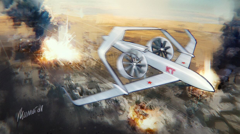 El ejército ruso estará equipado con drones-cuadricópteros este año