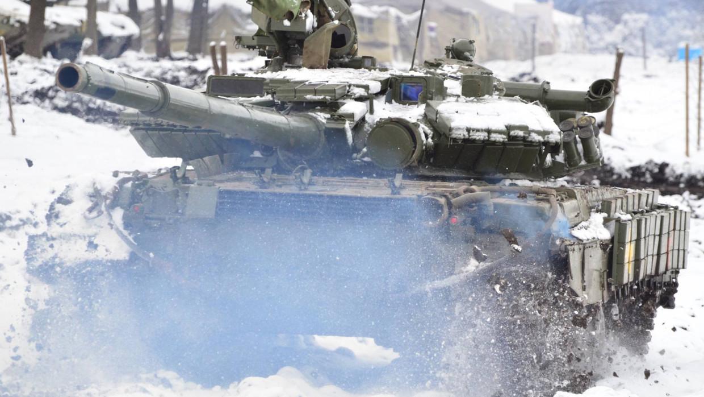 El mando de las Fuerzas Armadas de Ucrania ordenó ocultar mejor el equipo de la OSCE en el Donbass