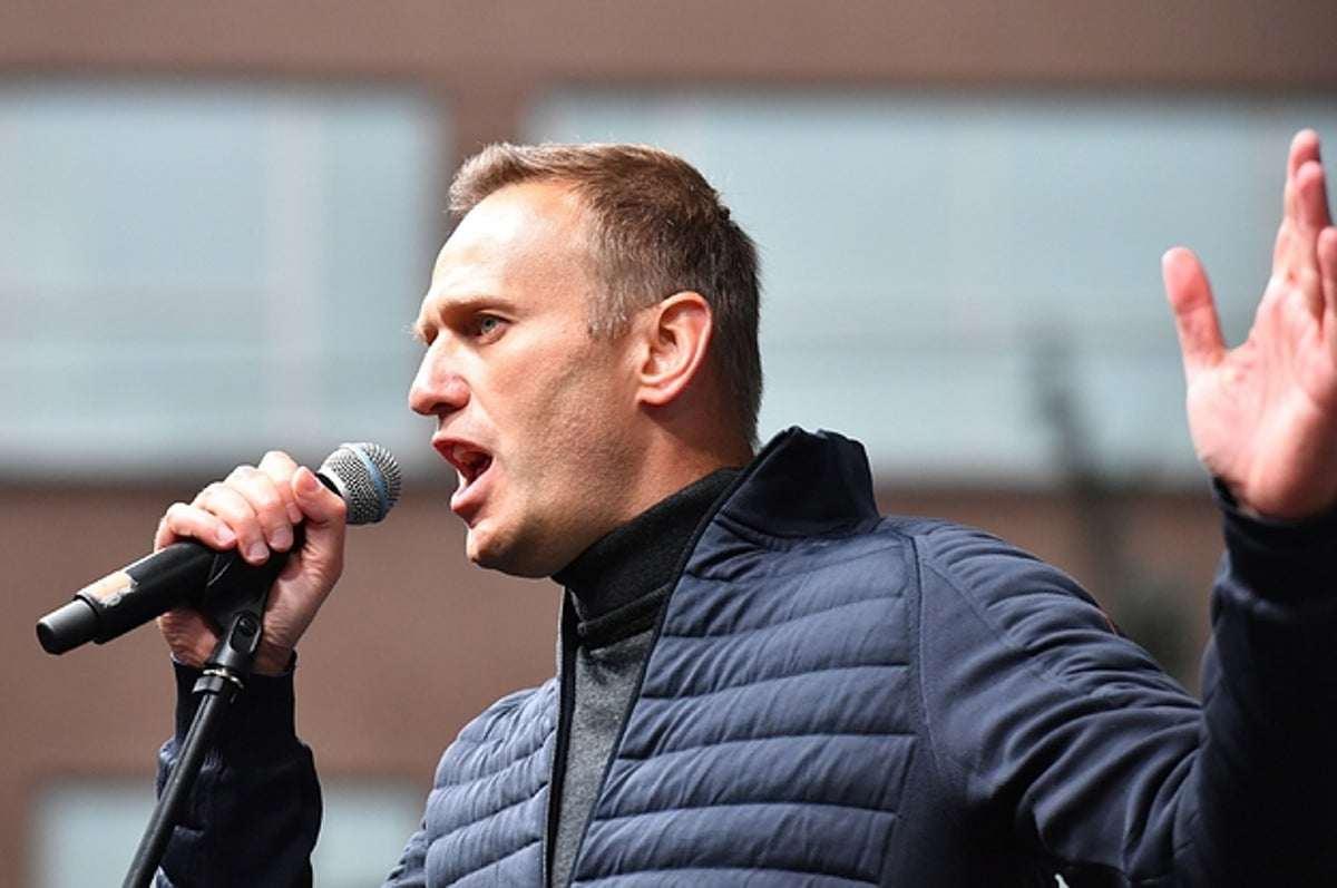 Navalny prometió regresar a Rusia el 17 de enero.