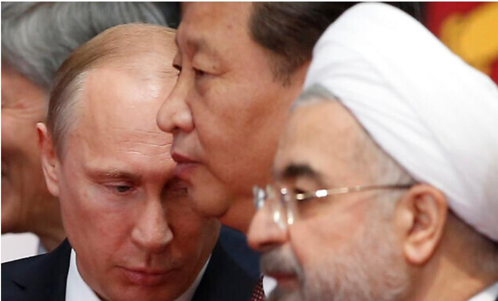 La contrainteligencia de Estados Unidos dice que Rusia, China e Irán intentaron influir en las elecciones.
