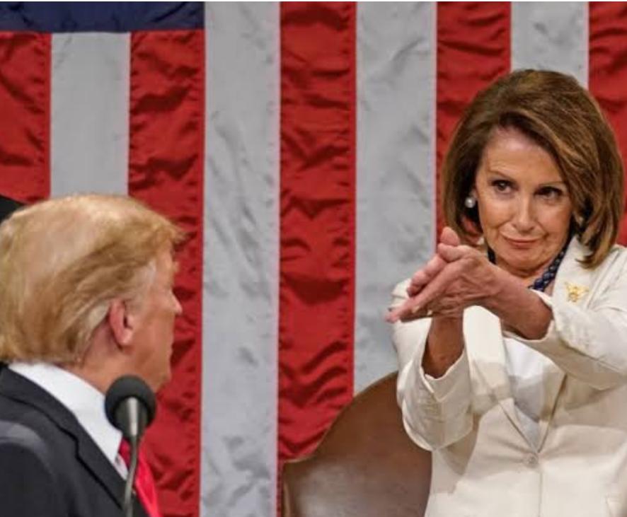 """Nancy Pelosi dice que Trump """"incitó a la rebelión armada contra la nación y debe irse"""""""