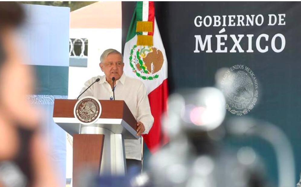 No vamos a hacer ningún acto de propaganda: Presidente de México AMLO