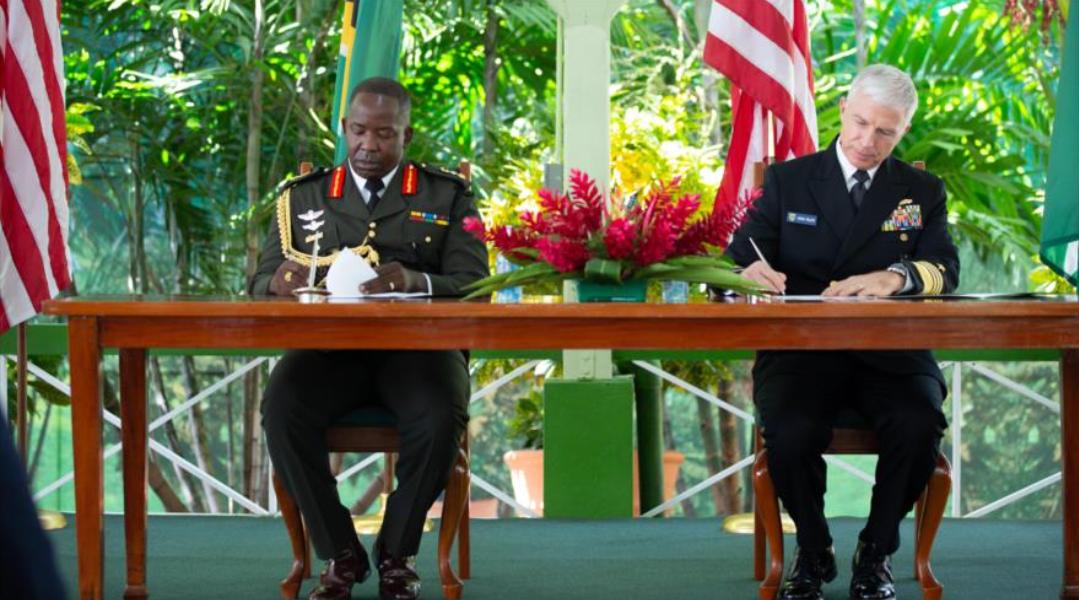 Estados Unidos firma un pacto militar con Guyana en un claro movimiento contra Venezuela