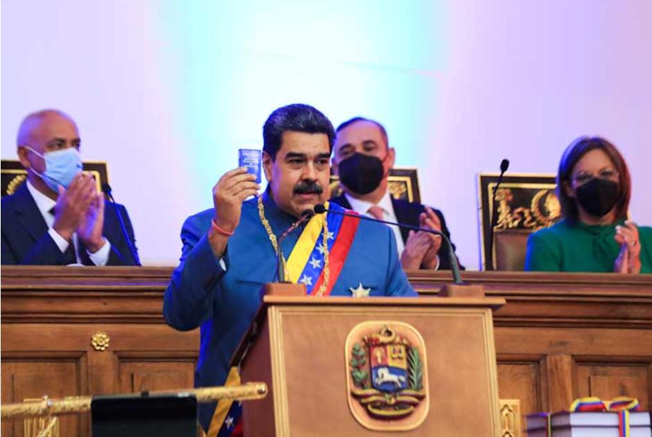 Presidente Maduro anuncia qué Venezuela proyecta elevar la producción de petróleo