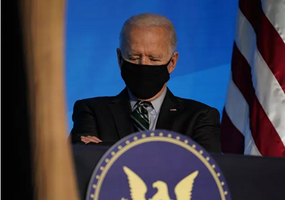 (Video) Joe Biden pronuncia su primer discurso en el cargo como presidente