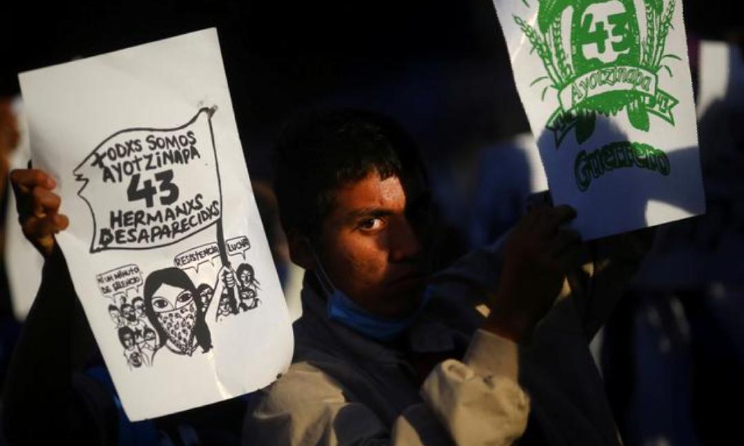 Testigo implica a soldados mexicanos en la desaparición de los 43 de Ayotzinapa : Presidente AMLO