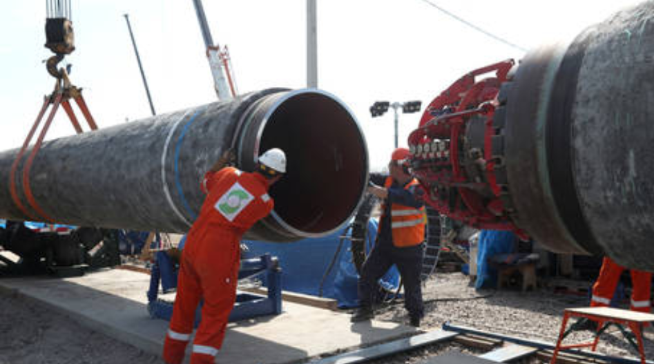 Parlamento de la Unión Europea pide nuevas sanciones contra Rusia por el arresto de Nalvany en un intento de detener el gasoducto Nord Stream 2