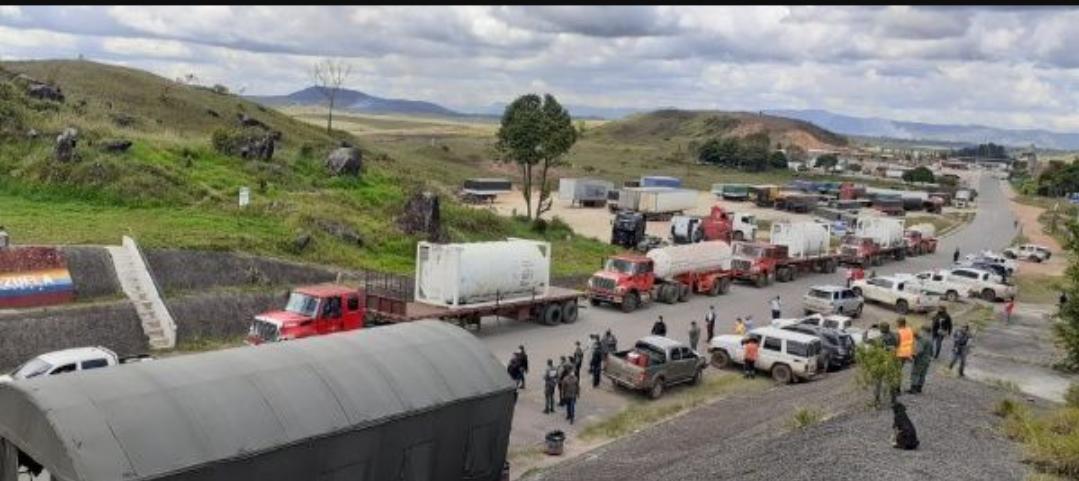 Lula da Silva agradece al presidente Maduro de Venezuela la ayuda humanitaria a Brasil