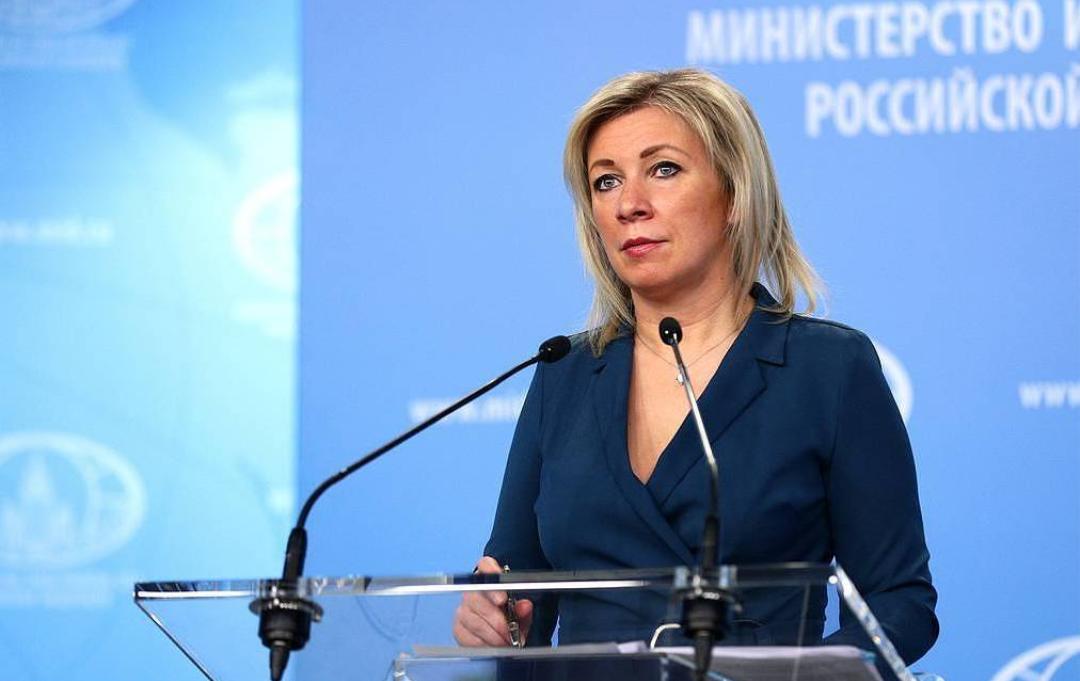 """Estados Unidos tendrá que dar explicaciones sobre como sabe los itinerarios de las """"rutas de protesta"""" en Rusia : Maria Zakharova"""