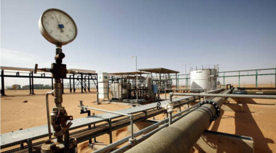 Libia puede impulsar la producción de petróleo después de reparar un oleoducto con fugas a su puerto más grande