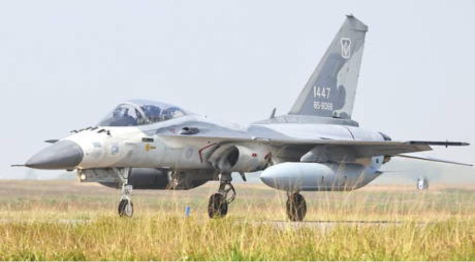 Taiwán realiza simulacros de la fuerza aérea tras la masiva incursión de aviones y bombarderos de China