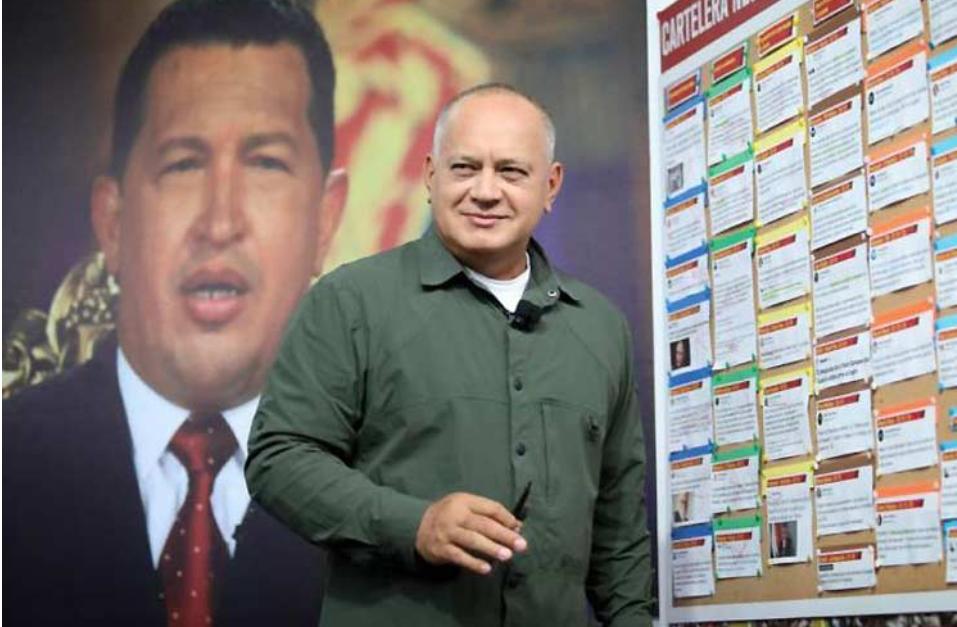 Diosdado Cabello anuncia que el Partido Socialista Unido alista estrategia electoral en Venezuela