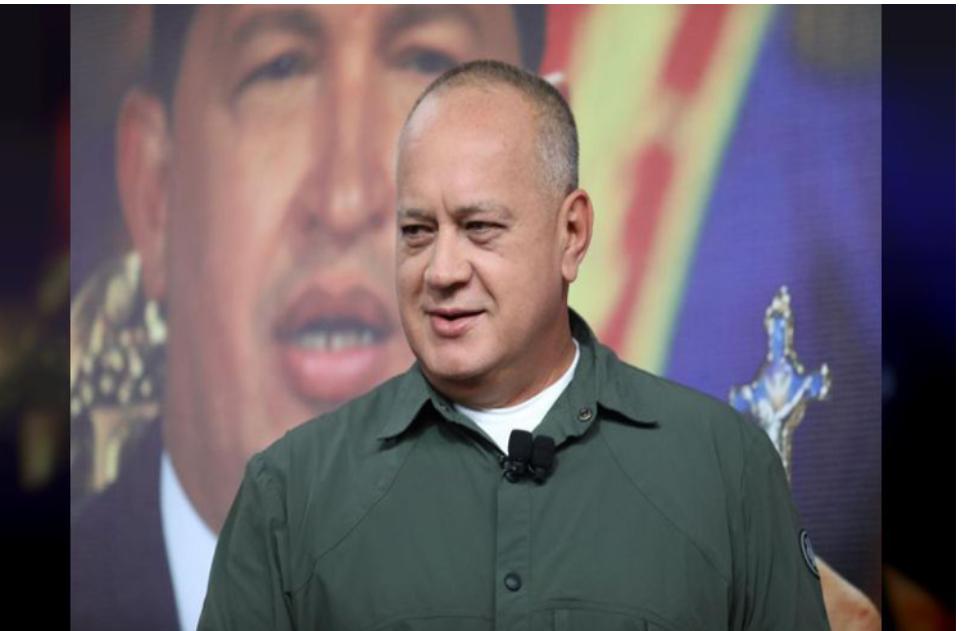Diosdado Cabello de Venezuela enaltece el humanismo de los médicos de Cuba
