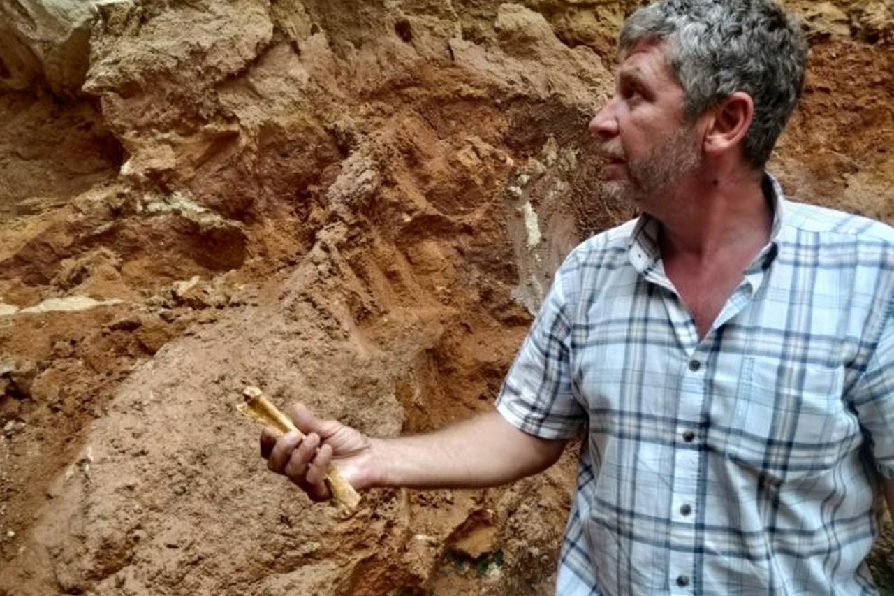 En Crimea, los arqueólogos han encontrado restos de un antiguo entierro del período helenístico