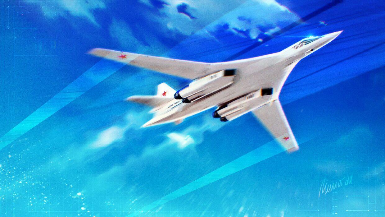 """NI: Las Fuerzas Aeroespaciales Rusas no quieren abandonar el Tu-160 debido al éxito del """"Cisne Blanco"""""""