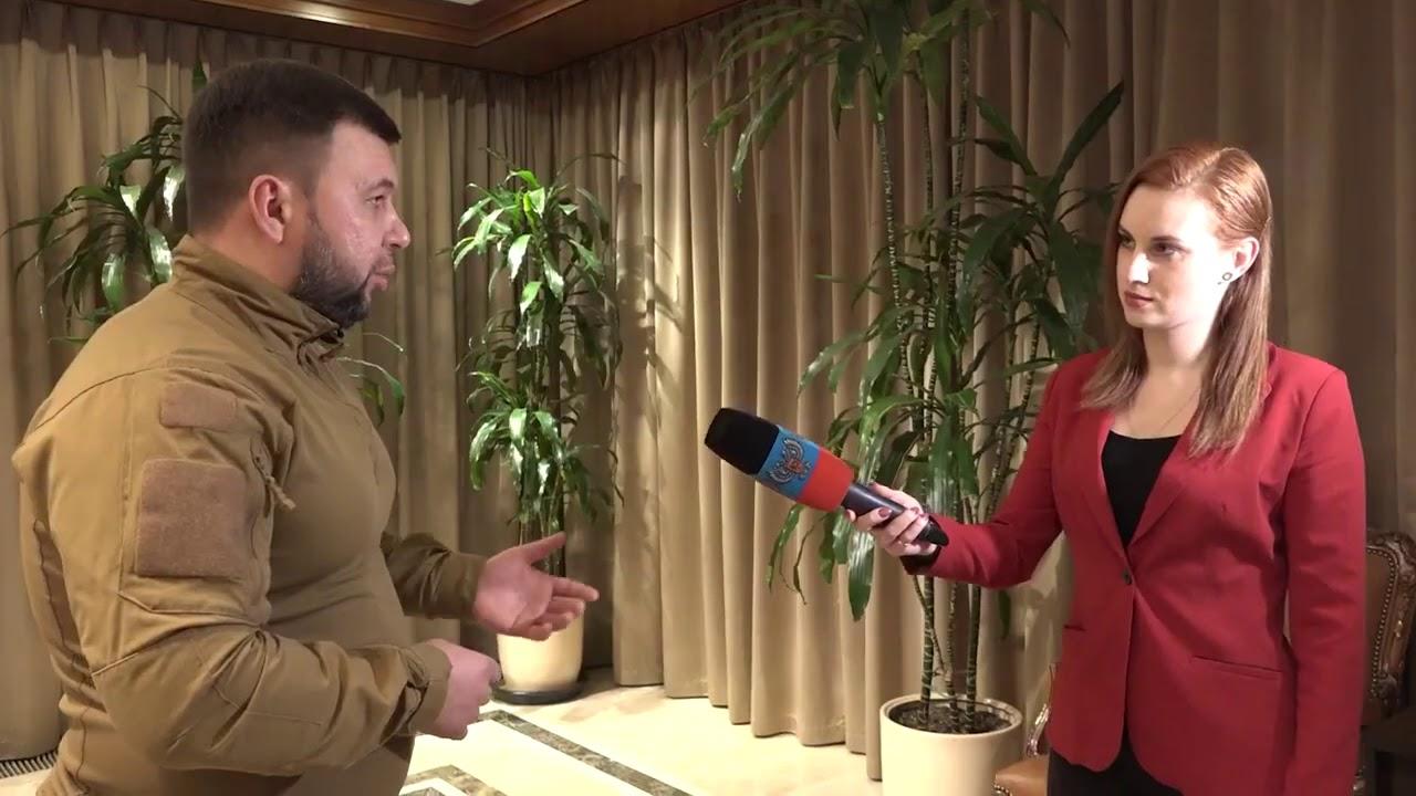 El líder de la RPD espera la reacción de los garantes de los acuerdos de Minsk sobre el bombardeo ucraniano contra Yelenovka
