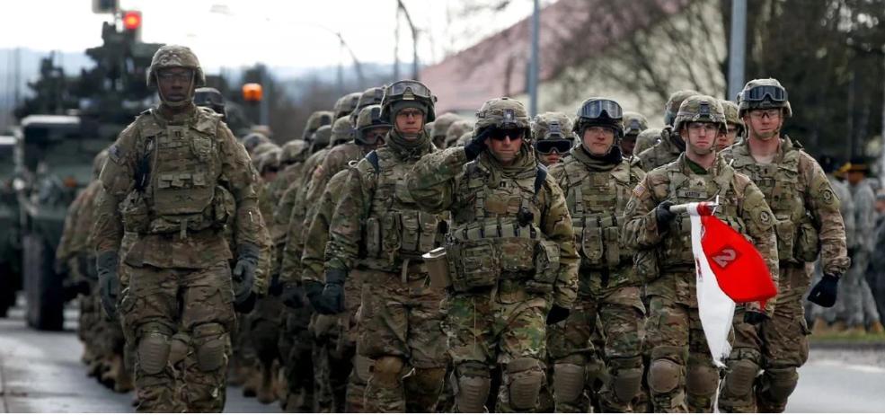 Polonia ensayó la guerra contra Rusia : Varsovia se rendirá el cuarto día