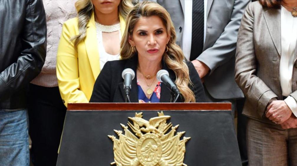 Bolivia investiga los casos de corrupción del gobierno golpista de Añez