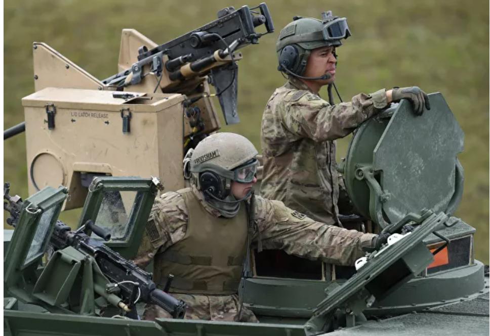 Polonia celebra que Estados Unidos detiene la retirada de sus tropas de Alemania