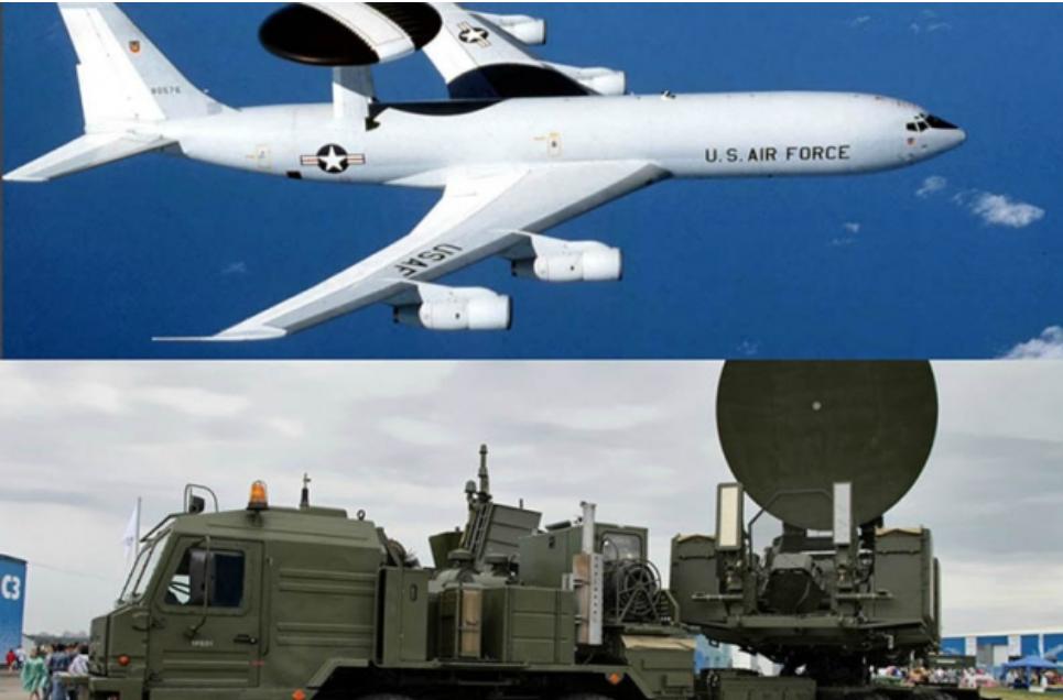 Los sistemas de guerra electrónica de Rusia confunden los sistemas del avión militar estadounidense cerca de las fronteras de Crimea