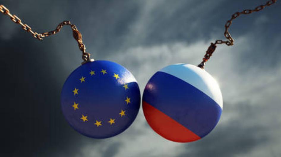 Rusia promete responder a las nuevas sanciones de la Unión Europea