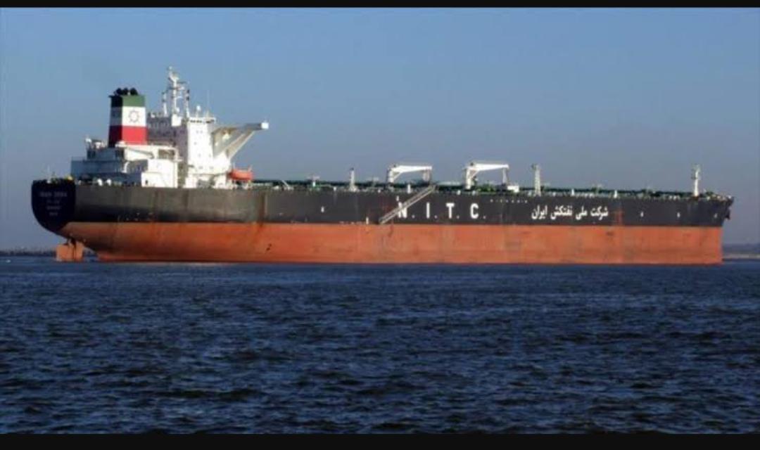 Confirman en Irán la llegada de buque petrolero a Venezuela