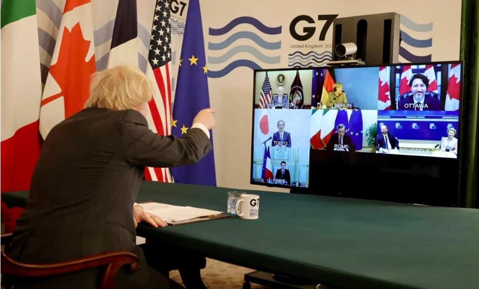 A los británicos no les gustará : Estados Unidos evaluó las perspectivas de las relaciones estadounidense-británicas bajo Biden.