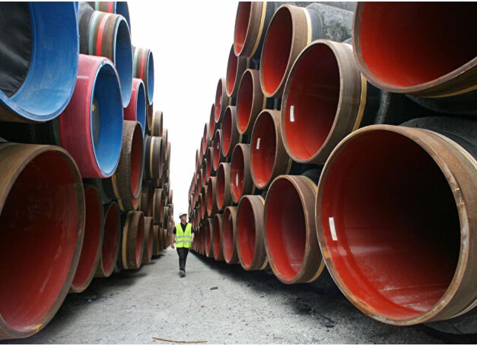 Polonia y Ucrania instan a Joe Biden a hacer todo lo posible para ''poner fin'' al proyecto del gasoducto Nord Stream 2 de Rusia