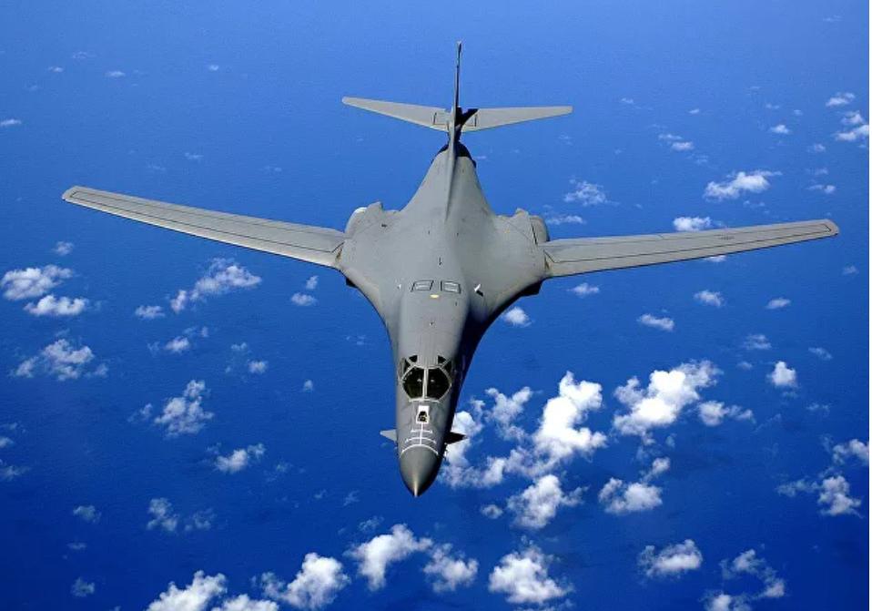 Los Bombarderos estratégicos B-1 de Estados Unidos llegan a Noruega por primera vez
