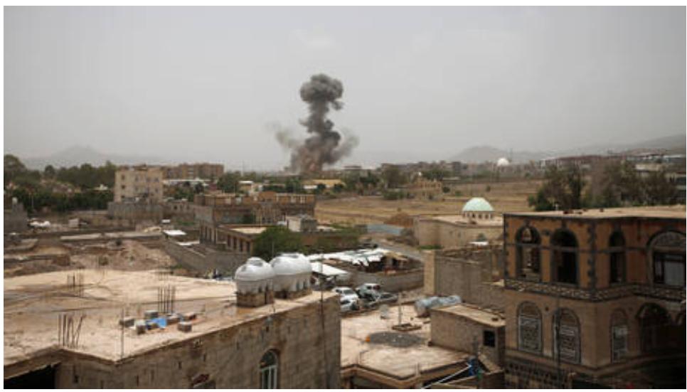 Las ventas de armas del Reino Unido a Arabia Saudita prolongan la guerra en Yemen: Oxfam