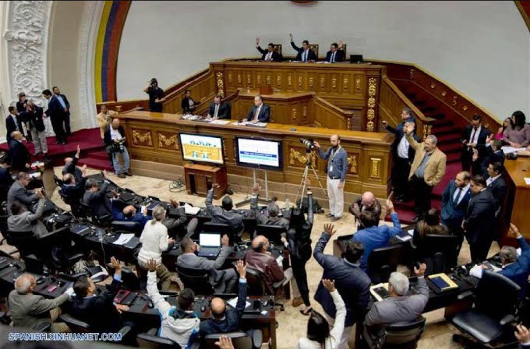 Asamblea Nacional de Venezuela exigió expulsar al embajador de la Unión Europea fuera del país en respuesta a las sanciones