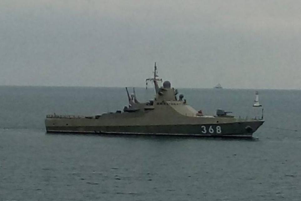 Rusia envía un buque para ataques de guerra electrónica a Siria para contrarrestar a los aviones militares de Estados Unidos