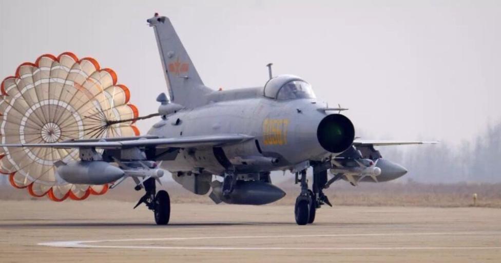 Por qué China la asignación de su primer escuadrón de combate J-7G a una unidad de entrenamiento es un avance significativo